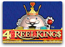 4 Reel Kings – играть бесплатно и без регистрации